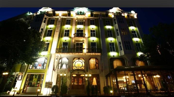 Luxury 5-stars Hotel in Varna-Bulgaria