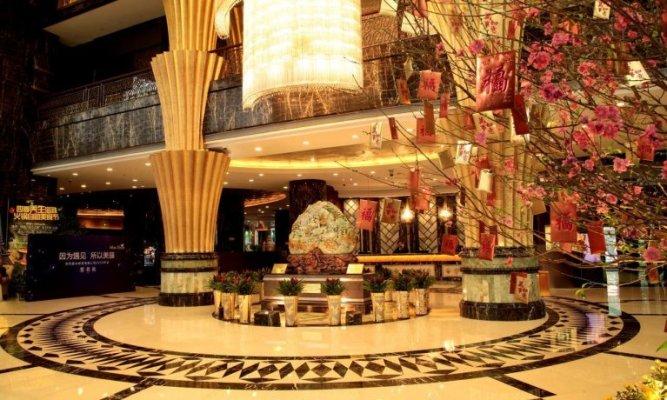 380 Plus Room Hotel 5 Star Shenzhen China