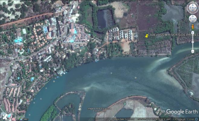 20 Acres Riverfront Land For Sale in Goa (S)