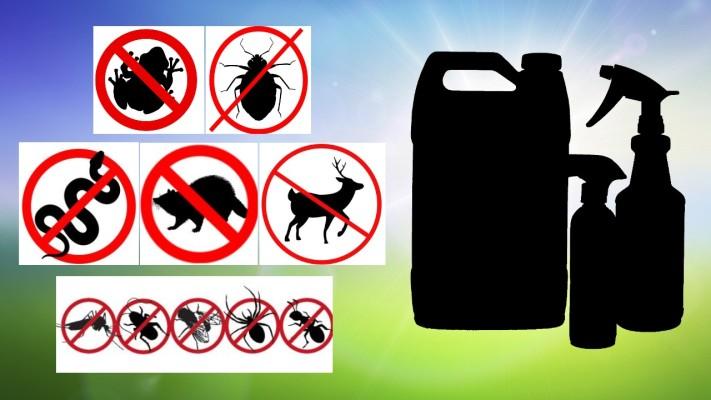 U.S. Made & Trademarked Pest Deterrent