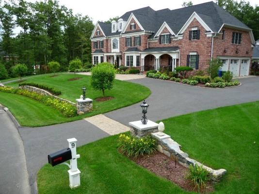 Landscape Construction, Irrigation and Nursery