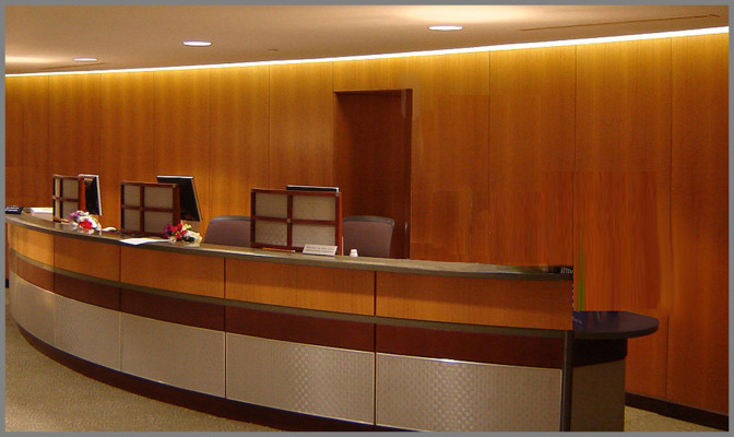 Commercial Casework, Woodwork and Cabinetry