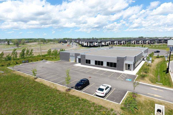 New Office from 4000 to 10,765 sqft St-Eustache