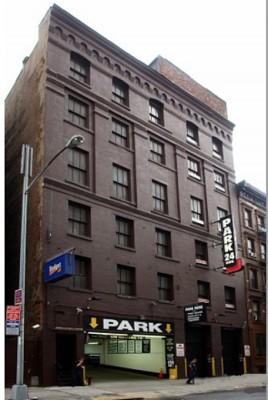 NYC Parking Garage / Theater District