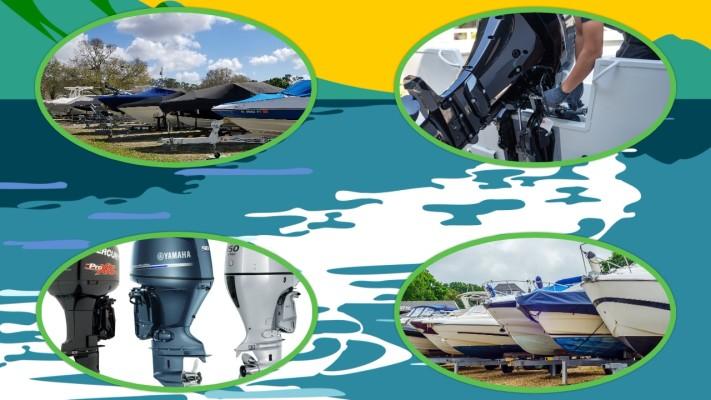 Full-Service Marine Repair Business