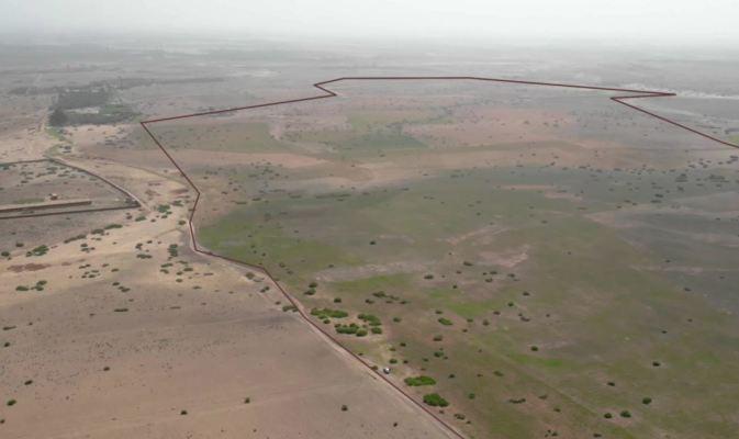 70 Heactares Building Land for Sale - Marrakech