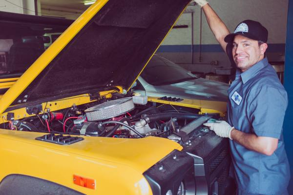 Profitable, Well-Established Auto Service Shop