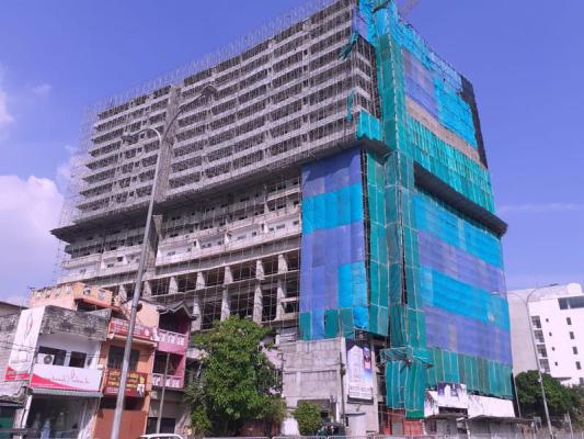 Wanted Investor Luxury Apartment Project