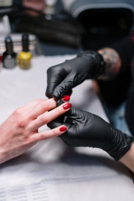Turn-key Beautiful Nail Salon in Booming SW Vegas