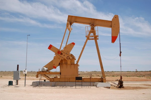 I Have 100 Oil Wells In Oklahoma