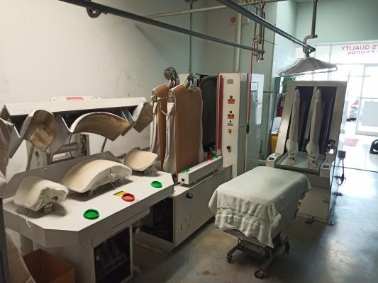 Established Dry Cleaners Full Plant w/ Shirt Unit