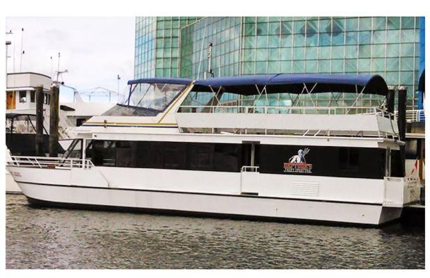 Live A Dream Business Charter Yacht