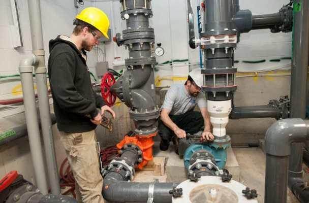 Established Profitable Commercial Plumbing Company