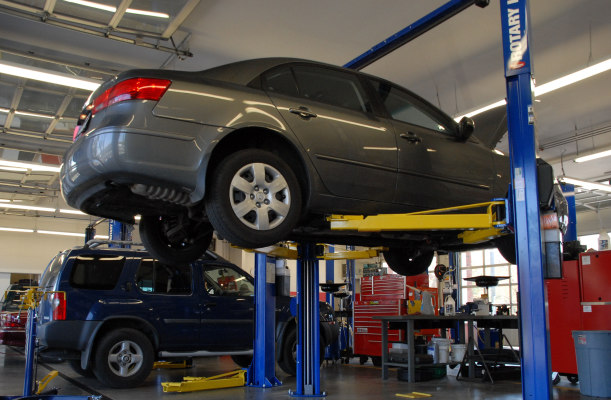 Automotive Repair & Tire Business For Sale