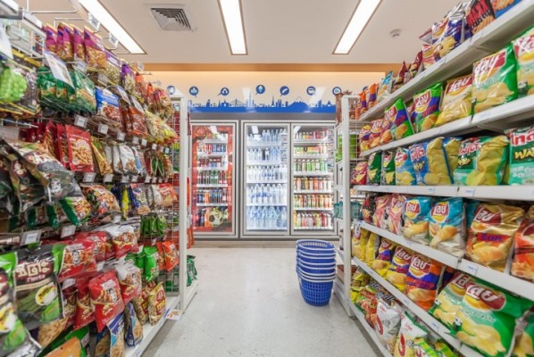 Convenience Store - Super Clean and Busy