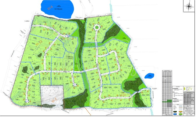 Residential Land 192 Acres for Sale Mille-Isles