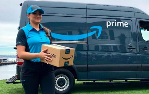 Highly Profitable New York Amazon Delivery Route