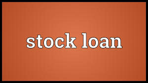 Stock Loan Lending (Publicly Traded Securities)