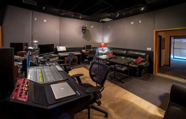 Audio Post-Production Studio For Sale