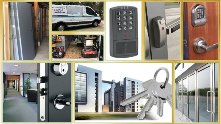 Commercial Locksmith Company in Florida