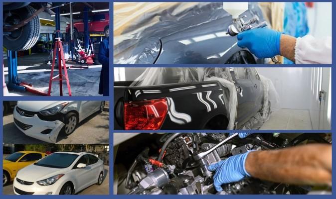Full Auto Body & Mechanical Repair Shop