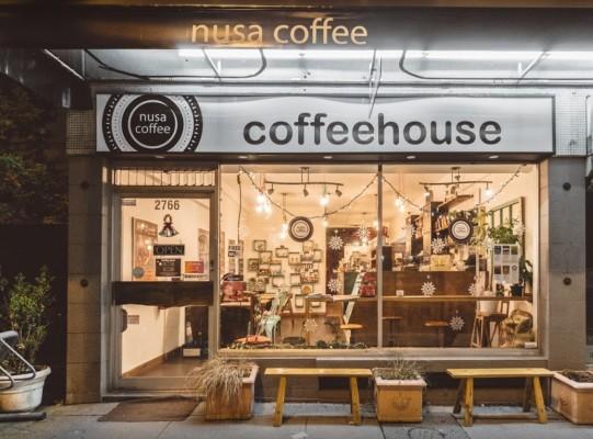 For Sale - Nusa Coffee
