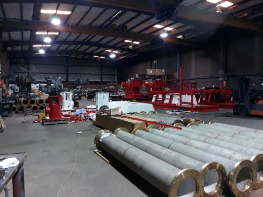 Big Potential in Houston Manufacturer