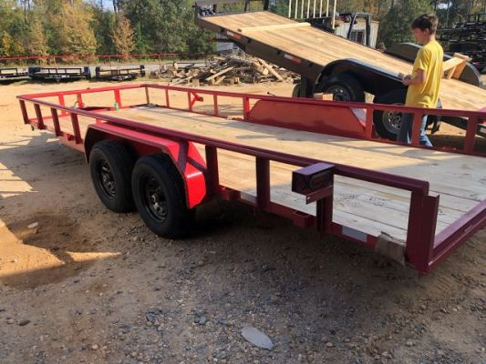 Trailer Sales & Manufacturing Company with Real Estate