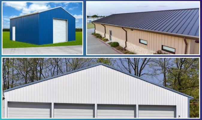 General Contractor: Metal Buildings/Roofs