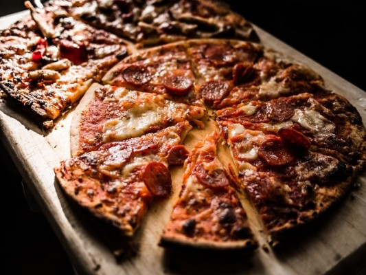 Newly Renovated 1800 Square Foot Pizza Restaurant