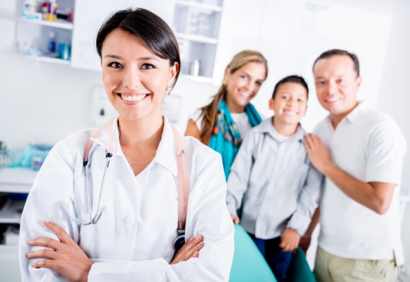 Two Location Pediatric Practice in Chicago