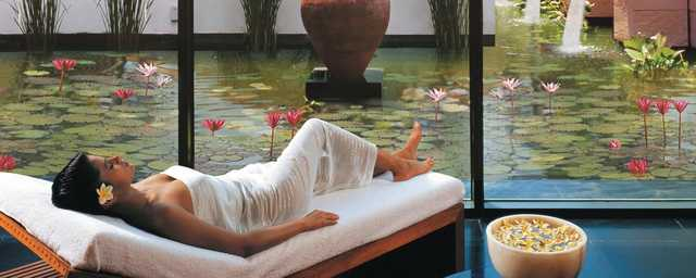 Hotel, Spa, Health Center, Water Treatment Spring
