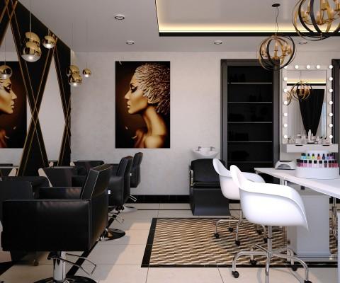 Turn-Key Hair, Nails & Skincare Salon