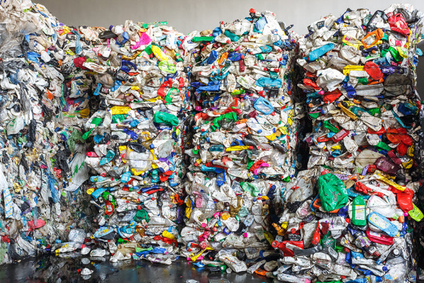 Plastic & Paper Recycling Company in Madrid Spain