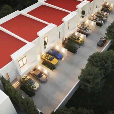 Luxury Residential Terraces