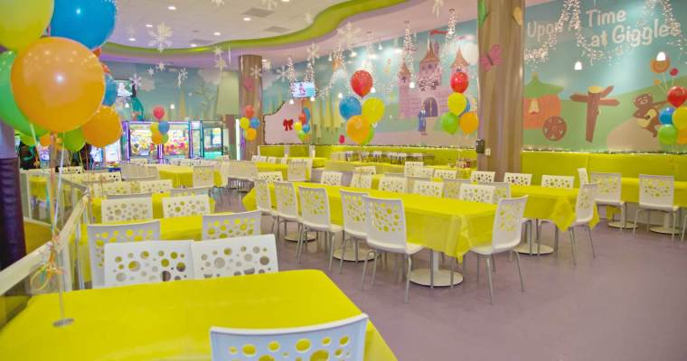 Childrens Party Franchise