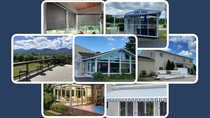 Profits in Patio, Awning, Sunroof Installs