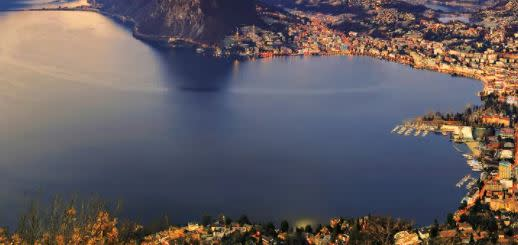 Hotel with Two Large Plots in Switzerland - Lugano