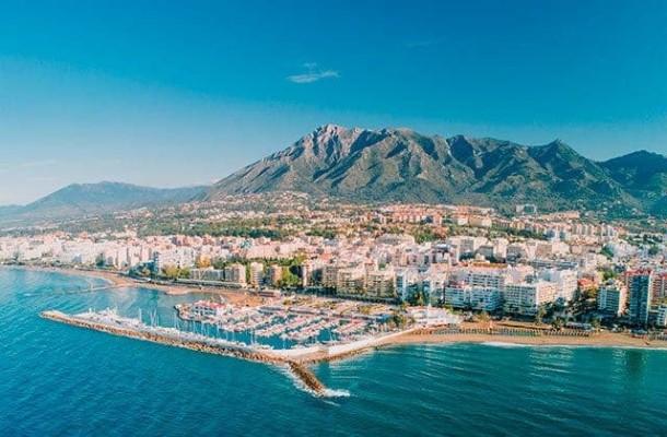 Beach Front Luxury Resorts in Marbella, Spain