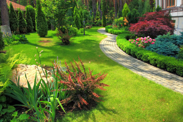 Landscaping Company W/ Repeating Customers