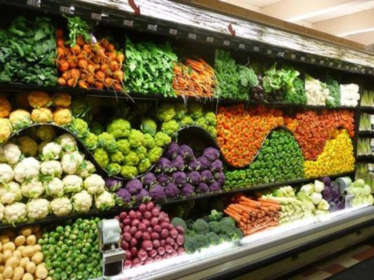 4100 Sqft and Newly Renovated Organic Market