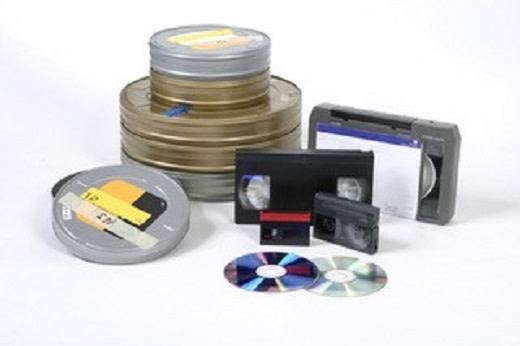 Video Tape & Audio Transfer to Digital Format