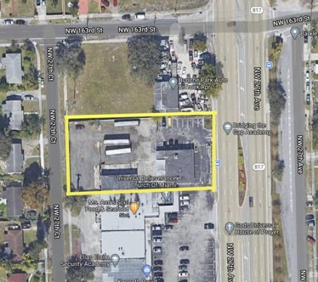 Commercial Property Busy 27 Ave Near Palmetto