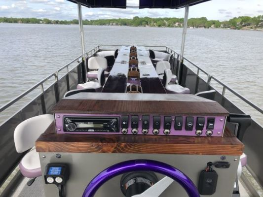 Party Pedal Boat Ready to Sail, Just Add Your Lake