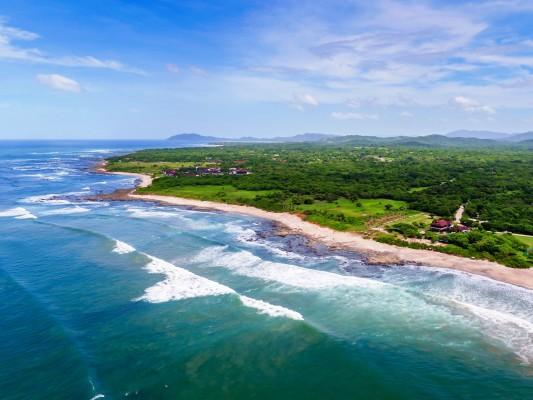 Costa Rica - 3 Beachfront Development Parcels
