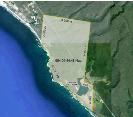 2430 Acres of Land Investment Opportunity Mexico