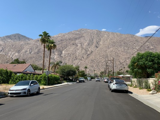 Location, Location- Warm Sands Palm Springs 3plex