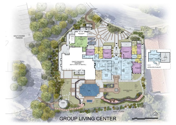 Calabasas, CA Residential Treatment Ctr for Lease