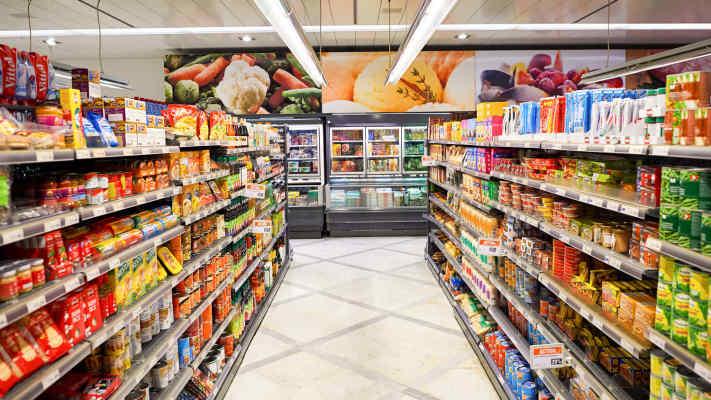 Food Market, Liquor and Lottery