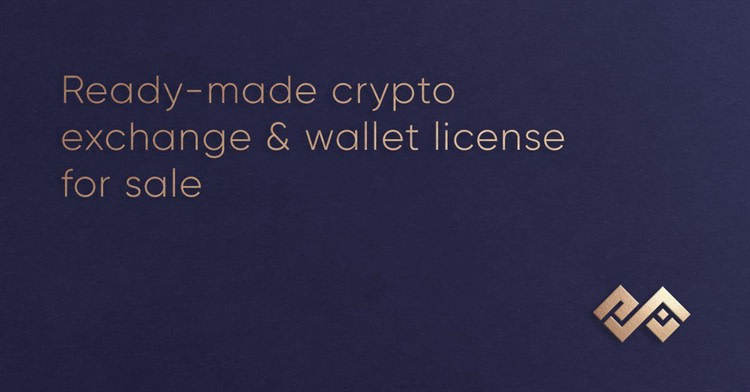 Ready-made Crypto Exchange & Wallet License Sale